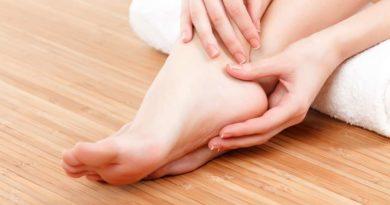 Multiregeneracja – idealny zabieg na zmęczone stopy