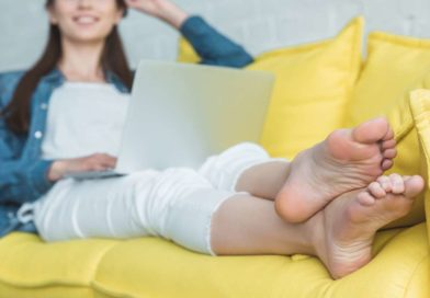 Jak odprężyć zmęczone mięśnie nóg?