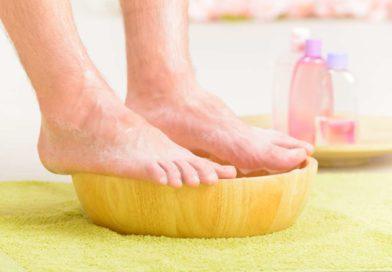 Naturalne metody wzmacniające kruche paznokcie u stóp