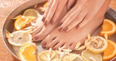Sposoby na wykorzystanie cytryny w domowym SPA dla stóp